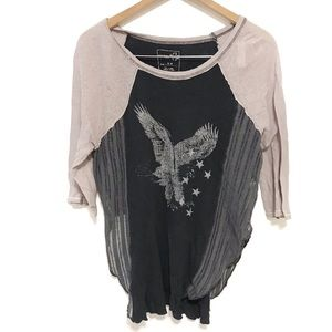 Free people we the free eagle lightweight top